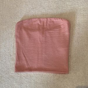 Pink Wilfred Tube Top